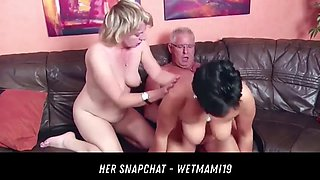 deutsche milf fucked and facial her snapchat - wetmami19 add