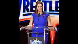 WWE Milf  Stephanie McMahon Jerk Off Challenge