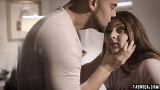 Degraded sister gia derza mercilessly fucked by brother