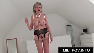British mom blows son in bed