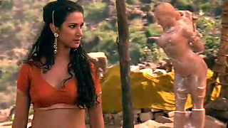 Kamasutra : A tale of love ( Hot scenes)