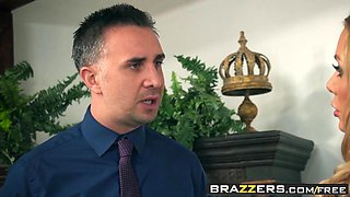 Brazzers - Big Tits at Work - Team Player scene starring Nic