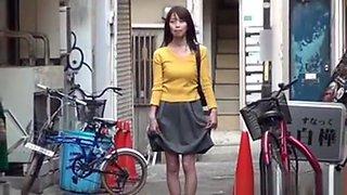 Asian Cuties Show Panties