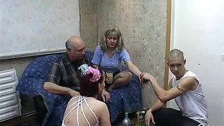 SBA A Nice Fucking Family Foursome !