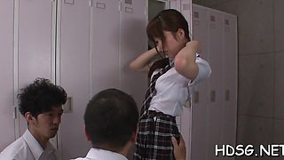 schoolgirl learns how to suck cock movie segment 3