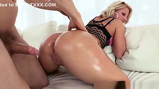Brazzers - Big Wet Butts - Take This Ass Scen