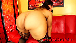 Black BBW and Lingerie Model Tiffany Hot New Video - Best BBW Ever