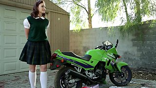 Innocent Looking But Slutty @ Corrupt Schoolgirls #06