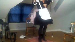 Sub maid jackie part 2