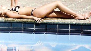 Ludivine Sagnier - Swimming Pool