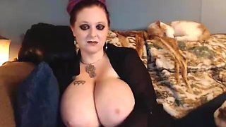 Damn big tits