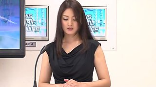 Beautiful Female Announcer