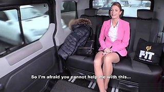 Taxi Driver seduces and fucks Hot Sexy Teen