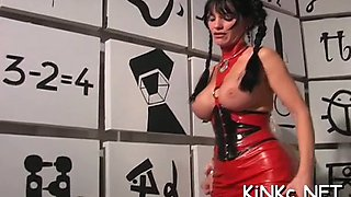 slave tied up and jerked off movie feature 1