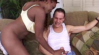 Big Titty Sierra Interracial