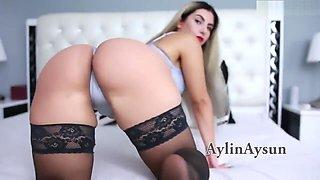 Turkish Beauty Big Booty JOI
