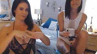 Horny Ladies Fuck Each Other for Fun