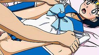 Sailormoon Usagi hentai orgies