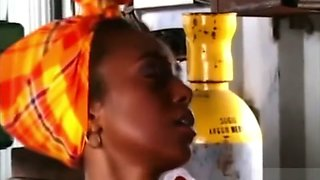 Busty African Girl Afro Loves Big Dick. Afroporn.biz