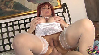 Mature Dreams With sexy redhead
