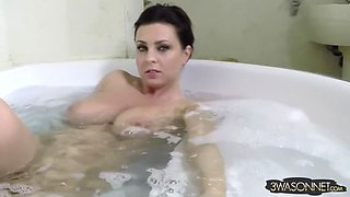 first nude bath ewa