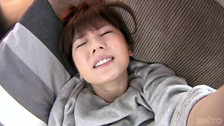 Yuma Asami in Yuma Has Some Fun Alone Time - MilfsInJapan