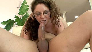 Insatiable big boobed slut is riding her fuck buddy's dick reverse cowgirl syle