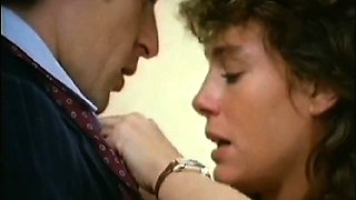 Jacqueline Bisset naked having sex with some guy on the