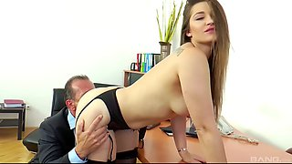 Dani daniels fucks her lawyer