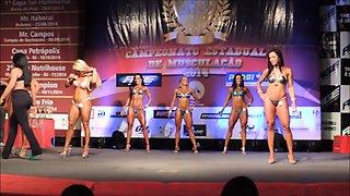 Carla prata campeonato de wellness