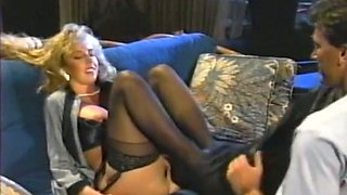 Playful blondie is ready for anything after cunnilingus