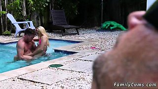 French mother friend's daughter Summer Seduction