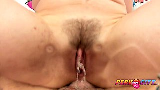 PervCity Squirting Anal Threesome Extreme Prolapse