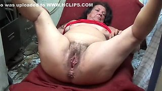granny hairy - Exotic Homemade movie with Hairy, Grannies scenes