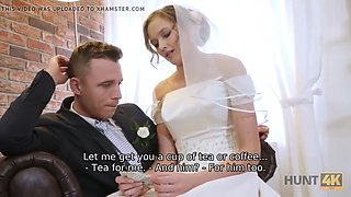 Hunt4k. have you every fucked someone&#039s bride at the