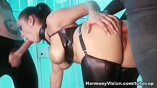 Liza Del Sierra in The Cell - HarmonyVision