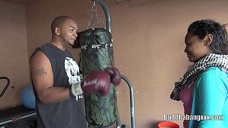 Sexy Ebony (Kick Boxer) 1080p