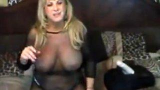 Big Tit American Milf