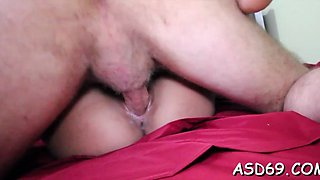 innocent looking babe in action movie