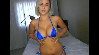 Miss bikini tease
