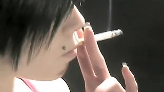 Best amateur Girlfriend, Smoking adult movie