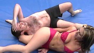 Mixed wrestling mutiny
