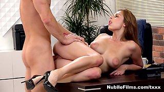 Antonia Sainz in Business Or Pleasure - NubileFilms