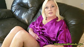 Ms Paris and Her Taboo Tales-Mommy's Feet