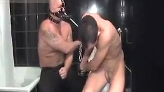 Big booty mature housewife gets punished