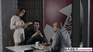 Babes - Office Obsession - Jay Smooth and Ver