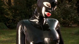 Incredible pornstar Latex Lucy in fabulous fetish, dildos/toys porn scene