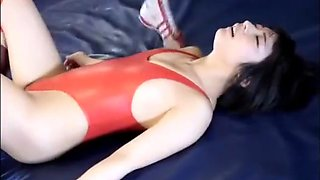 Japanese Girl Wrestling