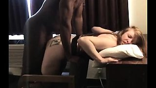 Amateur wife brings her interracial cuckold fantasy to life