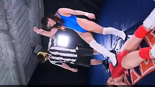 japan domination wrestling brf-02